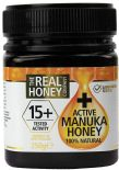 New Zealand The Real Honey Company Manuka Honey Blended Active 15+ - 250g